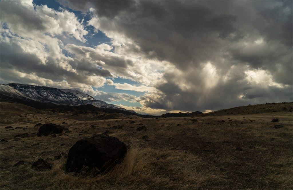 monroe mountain vist