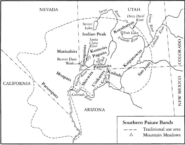 robert holt map of indigenous utah